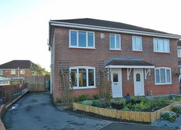 Thumbnail 2 bed semi-detached house for sale in Wilfred Owen Drive, Claughton, Merseyside