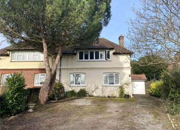 Thumbnail 3 bed semi-detached house to rent in The Street, Capel, Dorking, Surrey