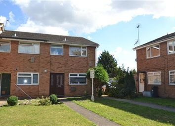 Thumbnail 2 bed end terrace house to rent in Peninsular Close, Feltham