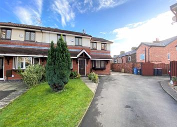 Thumbnail 3 bed terraced house for sale in Waterslea, Eccles, Manchester