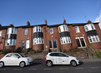 Thumbnail 2 bedroom terraced house to rent in Springbank Road, Sandyford, Newcastle Upon Tyne