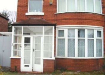 Thumbnail 3 bed semi-detached house to rent in Leighbrook Road, Fallowfield, Manchester