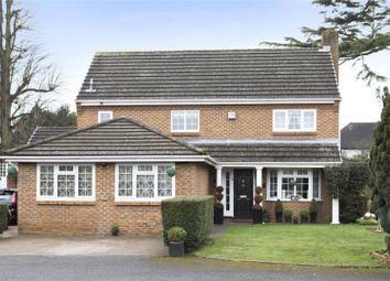 Thumbnail 4 bedroom detached house for sale in Vaillant Road, Weybridge, Surrey