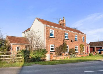 Thumbnail 5 bedroom detached house for sale in North Moor Road, Walkeringham, Doncaster