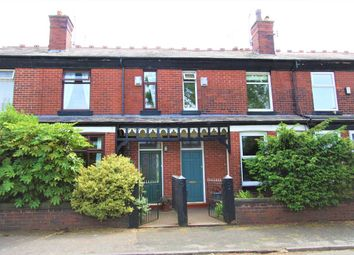 Thumbnail 3 bed terraced house for sale in Gardner Road, Prestwich, Manchester