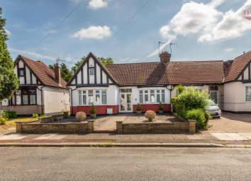 Thumbnail 2 bed semi-detached bungalow for sale in Crossway, Enfield