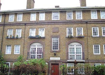 Thumbnail 3 bed flat to rent in Swinburne House, Roman Road, London