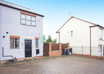 Thumbnail 2 bed end terrace house for sale in Byron Fields, Annesley, Nottingham