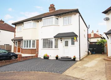 Thumbnail 3 bed semi-detached house for sale in Habgood Road, Loughton