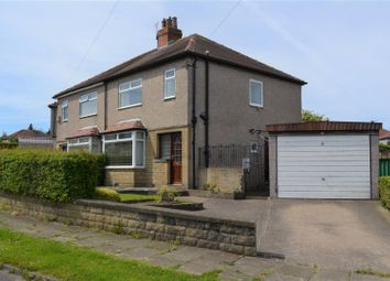 Thumbnail 3 bedroom semi-detached house to rent in Burniston Drive, Oakes, Huddersfield