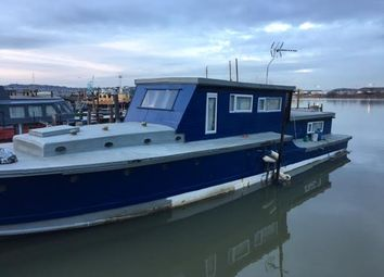 Thumbnail 2 bed houseboat for sale in High Street, Rochester, Kent