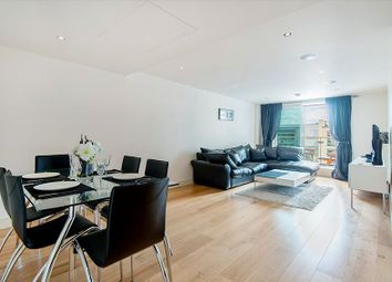 Thumbnail 2 bed flat for sale in Lensbury Avenue, London
