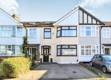 Thumbnail 4 bed terraced house for sale in Canfield Road, Woodford Green