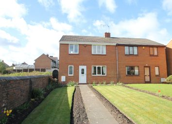 Thumbnail 3 bed semi-detached house for sale in Watling Street, Mancetter, Atherstone