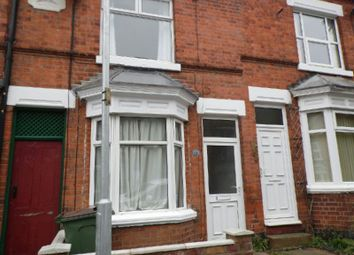 Thumbnail 2 bedroom terraced house to rent in Healey Street, Wigston
