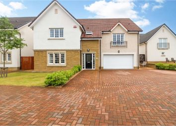Thumbnail 6 bed detached house for sale in Young Crescent, Larbert