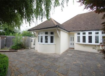 Thumbnail 3 bed semi-detached bungalow for sale in Crescent Avenue, Hornchurch, Essex