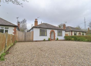 Thumbnail 2 bed detached bungalow for sale in Station Drive, Four Ashes, Wolverhampton