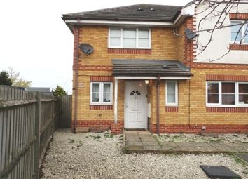 Thumbnail 2 bed property to rent in Shearwater Close, Barking
