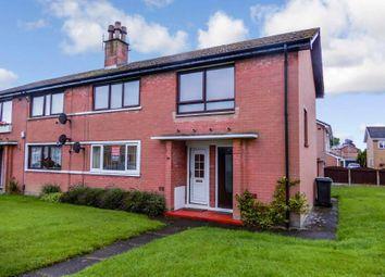 Thumbnail 1 bed flat for sale in 5 Ravenstone Way, Carlisle, Cumbria