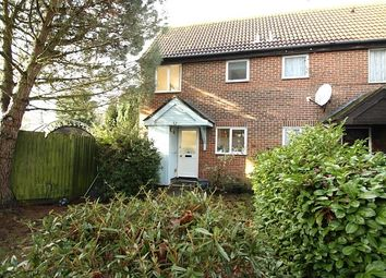 Thumbnail 1 bed terraced house to rent in Blencarn Close, Woking