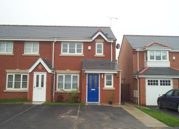 Thumbnail 3 bed end terrace house for sale in Mercury Way, Skelmersdale