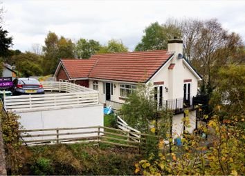 Thumbnail 4 bed detached house for sale in Dolgarrog, Conwy