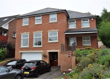 Thumbnail 4 bed detached house for sale in New Ridley Road, Stocksfield