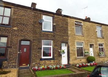 Thumbnail 2 bed terraced house for sale in Church Street, Walshaw, Bury, Greater Manchester