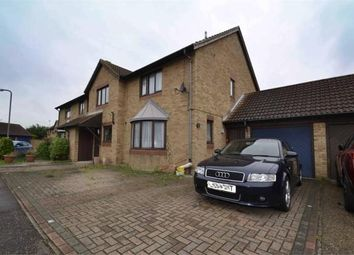 Thumbnail 3 bed semi-detached house for sale in Caversham Avenue, Shoeburyness, Southend-On-Sea