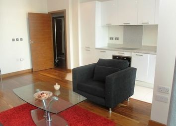 Thumbnail 1 bed flat to rent in Chelsea Bridge Wharf, Hawker Building, Battersea