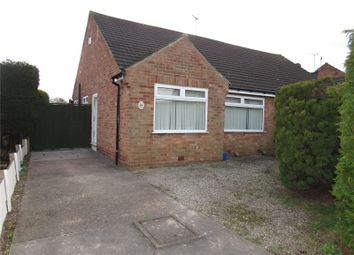 Thumbnail 3 bed semi-detached bungalow to rent in Chilton Crescent, Mansfield Woodhouse, Nottinghamshire