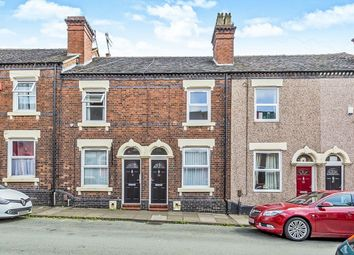 2 bed terraced house for sale in Morton Street, Middleport, Stoke-On-Trent ST6