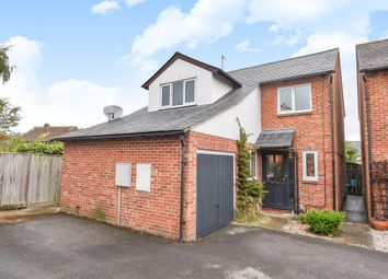 Thumbnail 4 bed detached house for sale in Bourne Steet, Didcot