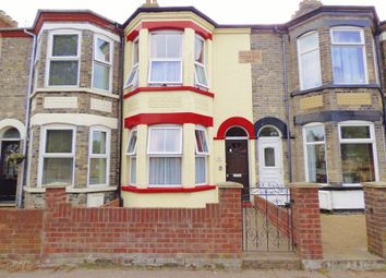 Thumbnail 3 bed terraced house for sale in High Road, Gorleston, Great Yarmouth
