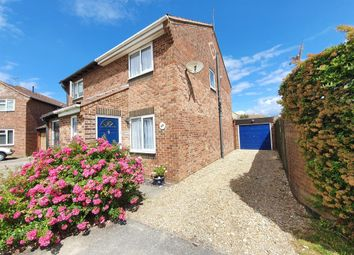Thumbnail 2 bed semi-detached house for sale in Burcote Drive, Portsmouth