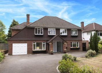 Thumbnail 4 bed detached house to rent in Stoke Road, Cobham