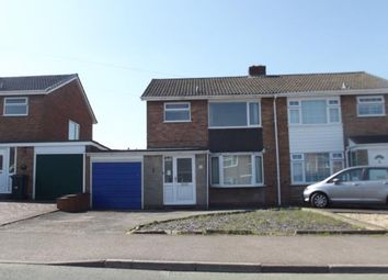 Thumbnail 3 bed semi-detached house for sale in Morley Road, Chase Terrace, Burntwood