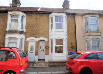 Thumbnail 3 bed terraced house for sale in Delamark Road, Sheerness