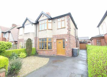 Thumbnail 3 bed semi-detached house for sale in Westway, Fulwood, Preston
