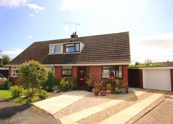 Thumbnail 3 bed bungalow for sale in Lydgate Close, Wistaston, Crewe