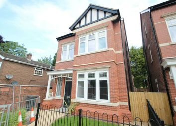 Thumbnail 4 bedroom detached house for sale in Harboro Road, Sale