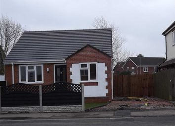 Thumbnail 2 bedroom detached bungalow for sale in Adjacent To 23, Vale Street, Dudley