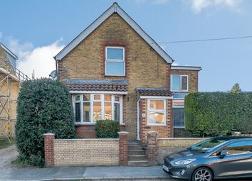 Thumbnail 3 bed detached house for sale in Roberts Road, Gillingham, Medway