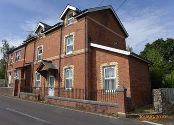 Thumbnail 2 bed flat to rent in Ashburton Road, Bovey Tracey