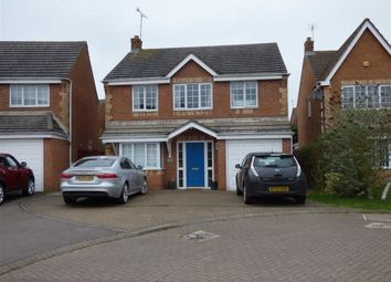 Thumbnail 4 bed detached house for sale in Polar Star Close, Daventry