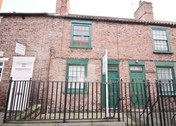Thumbnail 2 bed terraced house to rent in Robert Street, Selby
