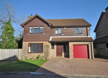 Thumbnail 5 bed detached house for sale in Sheppey Walk, Hailsham