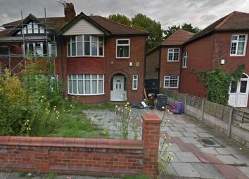 Thumbnail 6 bed semi-detached house for sale in Greystone Avenue, Chorlton Cum Hardy, Manchester