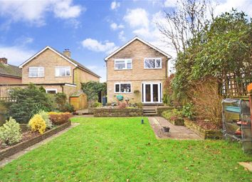 Thumbnail 3 bed detached house for sale in Woodland Way, Crowborough, East Sussex